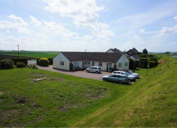 Thumbnail 4 bed detached bungalow for sale in Ferry Bank, Downham Market