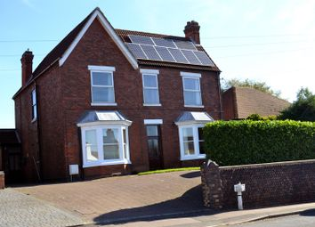 Thumbnail 4 bed detached house for sale in Burton Road, Overseal, Swadlincote