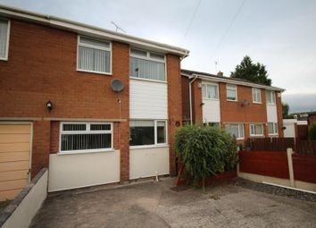 Thumbnail 3 bed semi-detached house for sale in Englefield Avenue, Saltney, Chester
