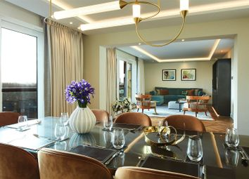 Thumbnail 5 bed penthouse to rent in Ashburn Place, South Kensington