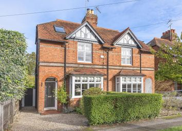 Thumbnail Semi-detached house for sale in Abingdon, Oxfordshire