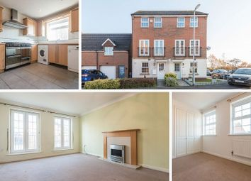 Thumbnail 3 bed semi-detached house for sale in Oystermouth Way, Coedkernew, Newport