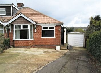 Thumbnail 2 bedroom semi-detached bungalow for sale in Inlands Close, Daventry