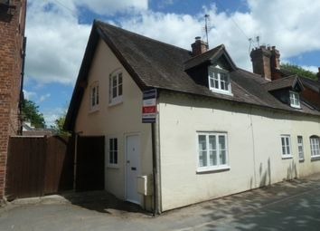Thumbnail 2 bed end terrace house to rent in 5 Church Road, Condover, Shrewsbury