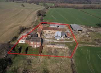 Thumbnail Land for sale in White Lodge Farm, Breck Lane, Chesterfield