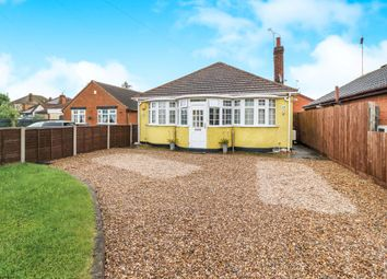Thumbnail 3 bed detached bungalow for sale in Humberstone Lane, Leicester
