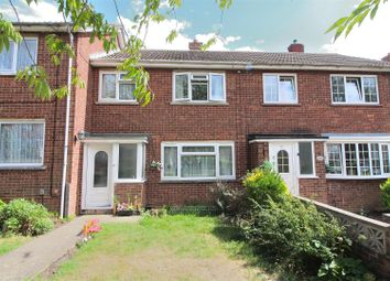 Thumbnail 3 bed terraced house for sale in Shelley Road, Wellingborough