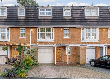 Thumbnail 3 bed town house for sale in Westbury Lodge Close, Pinner, Middlesex