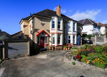 Thumbnail 3 bed semi-detached house for sale in Knowles Hill Road, Newton Abbot