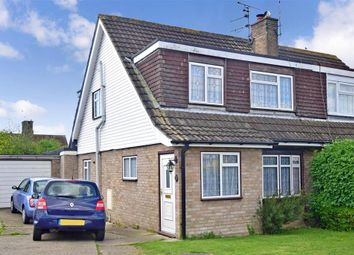 Thumbnail 3 bed semi-detached house for sale in Halstow Way, Pitsea, Basildon, Essex