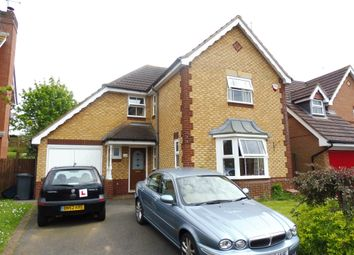 Thumbnail 4 bed detached house for sale in Milton Bridge, Wootton, Northampton