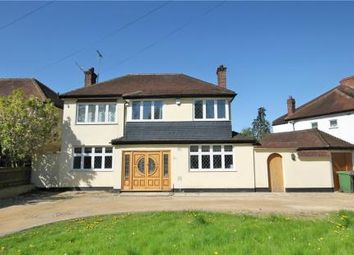 Thumbnail 3 bedroom detached house for sale in Briarwood Road, Stoneleigh, Epsom