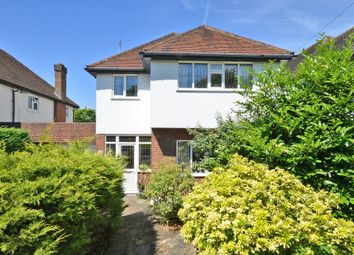 Thumbnail 4 bedroom detached house for sale in Porthcothan, Hampton Court Way, Thames Ditton