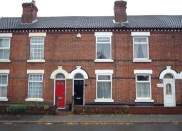 Thumbnail 2 bed terraced house to rent in Wollaton Road, Beeston, Nottingham