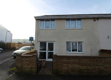 Thumbnail 3 bedroom end terrace house for sale in Chapel Road, Nantyglo, Ebbw Vale
