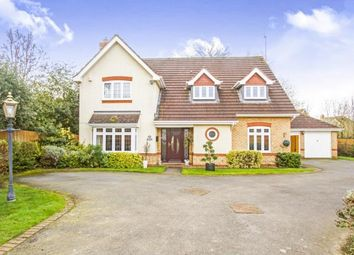 Thumbnail 4 bedroom detached house for sale in Quickthorns, Oadby, Leicester, Leicestershire