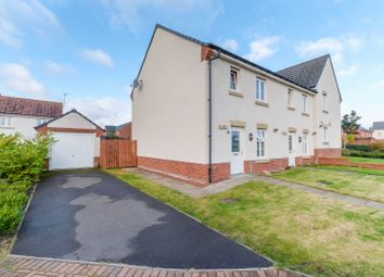 Thumbnail 3 bed property for sale in Burnbrae Crescent, Bonnyrigg, Midlothian