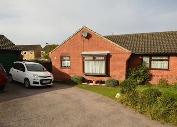 Thumbnail 2 bed semi-detached bungalow for sale in Winston Close, Felixstowe