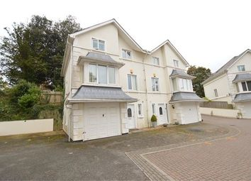 Thumbnail 4 bed semi-detached house for sale in Wolborough Hill, Newton Abbot, Devon.