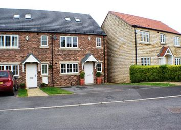 Thumbnail 3 bed end terrace house for sale in Ashdown Grove, Lanchester, Durham