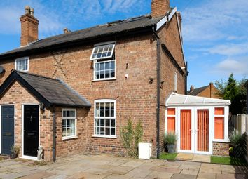 Thumbnail 2 bed cottage for sale in Woodbine Road, Lymm