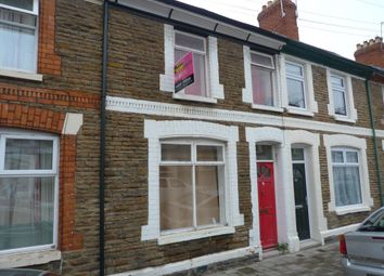 Thumbnail 3 bed property to rent in Treharris Street, Roath, ( 4 Beds )