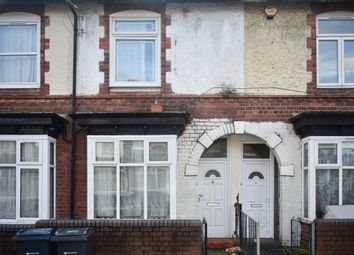 Thumbnail 2 bed terraced house to rent in Grasmere Road, Handsworth, Birmingham