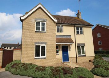 Thumbnail 4 bedroom detached house for sale in Jennings Drift, Grange Farm, Kesgrave, Ipswich