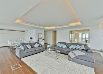 Thumbnail 4 bedroom flat to rent in Westferry Circus, London