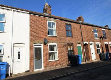 Thumbnail 2 bedroom terraced house to rent in Malvern Road, Norwich