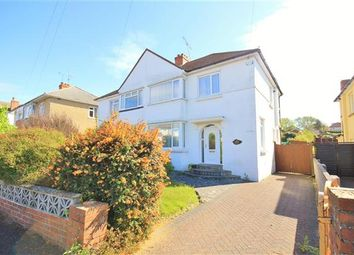 Thumbnail 3 bed semi-detached house for sale in Astbury Avenue, Poole