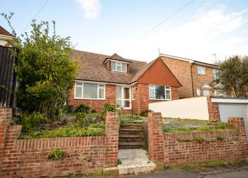 Thumbnail 2 bed detached bungalow for sale in Chichester Road, Seaford