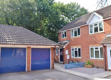 Thumbnail 3 bed semi-detached house for sale in Collett Close, Hedge End, Southampton