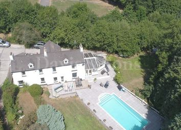 Thumbnail 4 bed detached house for sale in Garn Cottage, Tir-Y-Cwm Lane, Risca, Newport.