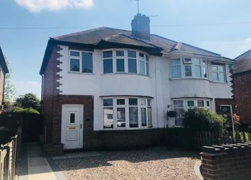 Thumbnail 3 bed semi-detached house to rent in Westfield Road, Hinckley