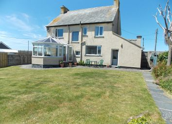 Thumbnail 4 bed detached house for sale in West Down Road, Delabole
