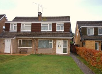 Thumbnail 3 bed semi-detached house for sale in Hewlett Place, Bagshot