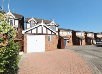 Thumbnail 3 bed detached house for sale in Biggart Close, Chilwell, Nottingham