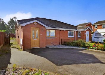 Thumbnail 2 bed semi-detached bungalow for sale in Dilloways Lane, Willenhall