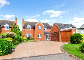 Thumbnail 4 bed detached house for sale in Peachley Lane, Lower Broadheath, Worcester