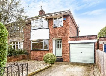 Thumbnail 3 bed semi-detached house for sale in Temple Road, Cowley, Oxford