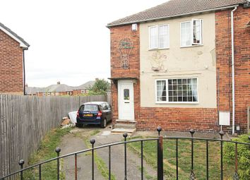 Thumbnail 3 bed end terrace house for sale in 52, Birk Road, Barnsley, South Yorkshire