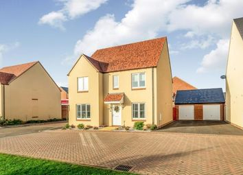 Thumbnail 4 bed detached house for sale in Little Owl Drive, Bodicote, Banbury, Oxfordshire