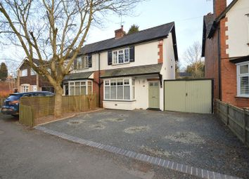 Thumbnail 2 bed semi-detached house for sale in Plymouth Road, Southcrest, Redditch