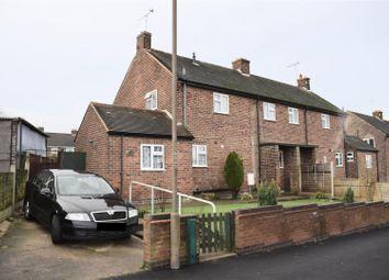 Thumbnail 3 bedroom semi-detached house for sale in Goseley Avenue, Hartshorne, Swadlincote