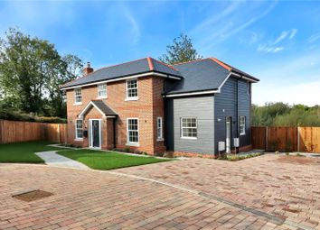 Thumbnail 4 bed detached house for sale in Lake View, Hyde Lane, Frogmore