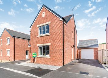 Thumbnail 3 bed detached house for sale in Maes Brynach, Brynmenyn, Bridgend