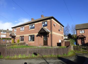 Thumbnail 3 bed semi-detached house for sale in Lilac Grove, Forest Town, Mansfield, Nottinghamshire