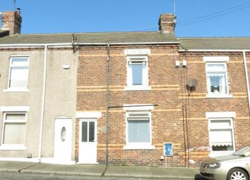 Thumbnail 2 bedroom terraced house for sale in First Street, Blackhall Colliery, Hartlepool