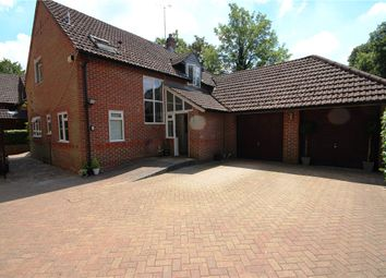 Thumbnail 5 bedroom detached house for sale in Stockton Avenue, Fleet, Hampshire